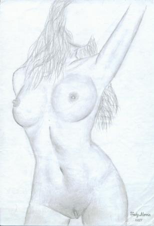 эротические рисунки карандашом: